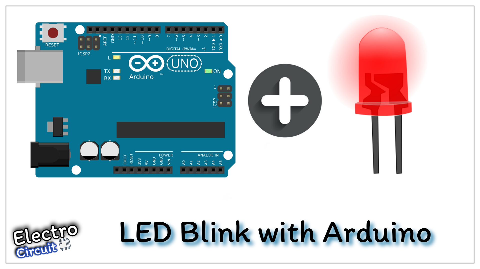 Read more about the article Blinking an LED with Arduino