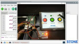 Read more about the article LEDs controller using TFT Display(Stone-HMI)